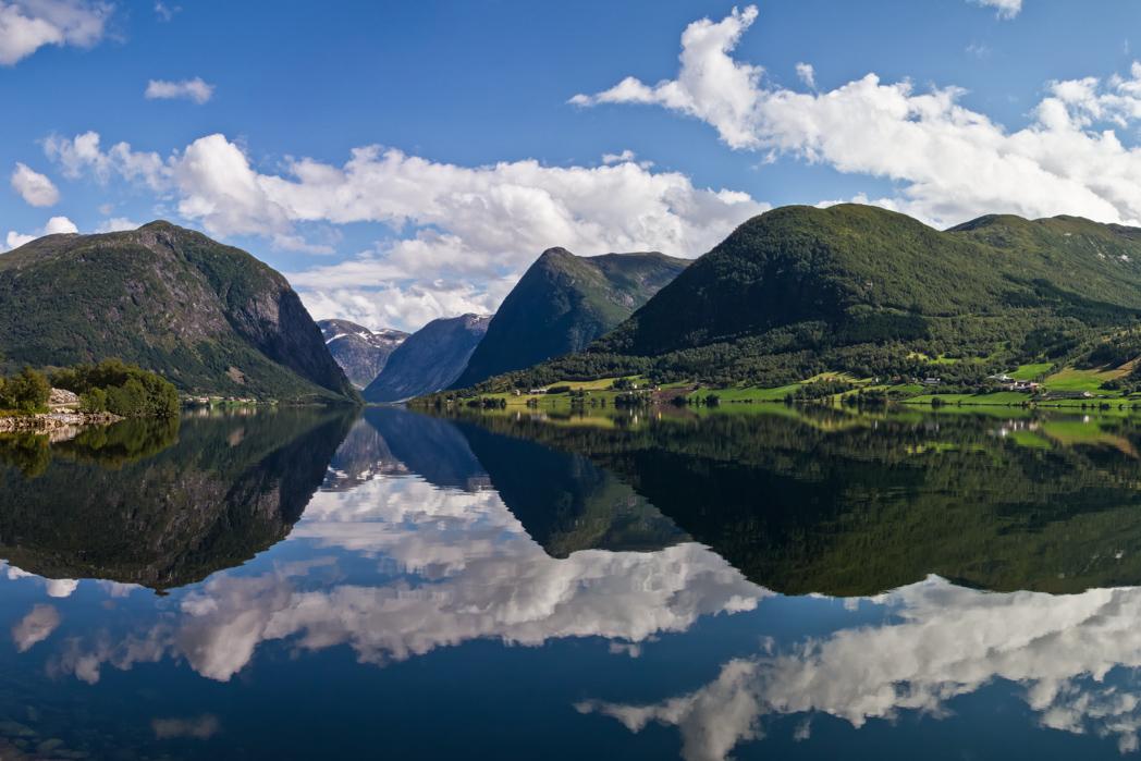 P177 Larry Darnell, Sande Norway